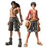 ONE PIECE 10'' ACE AND LUFFY ASSORTMENT