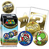 SUPER MARIO CHALLENGE COIN & DECAL BLIND BAG