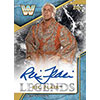 17 TOPPS LEGENDS OF WWE WRESTLING