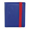 4 POCKET DEX BINDER DARK BLUE