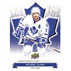 17 UPPER DECK TORONTO MAPLE LEAFS CENT TIN